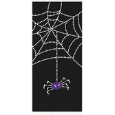 Halloween Gift Bags & Paper Spooky Spider Cellophane Bags Image