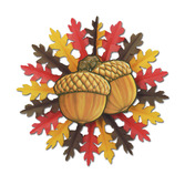 Thanksgiving Decorations Hanging Acorn Decoration Image