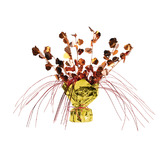 Thanksgiving Decorations Acorn Spray Centerpiece Image