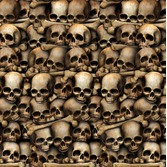 Halloween Decorations Catacombs Backdrop Image