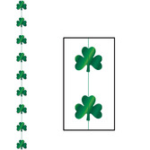 St. Patrick's Day Decorations Shamrock Stringer Image