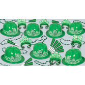 St. Patrick's Day Party Kits Shamrock Derby Assortment for 50 Image