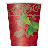 Christmas Table Accessories Elegant Holiday Cups Image