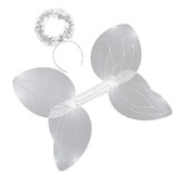 Christmas Party Wear Angel Wings Set Image