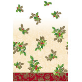 Christmas Table Accessories Elegant Holiday Tablecover Image