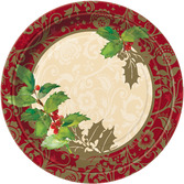 Christmas Table Accessories Elegant Holiday Dinner Plates Image