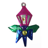Christmas Decorations Christmas Lantern Tin Ornament Image