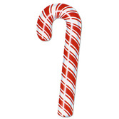 Christmas Decorations Candy Cane Cutout Image