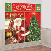 Christmas Decorations Magical Christmas Backdrop Image