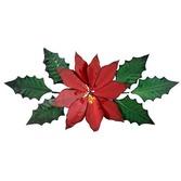 Christmas Decorations Poinsettia Image