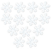 Christmas Decorations Tissue Snowflakes Image