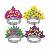 New Years Hats & Headwear Color Brite New Year Tiara Image