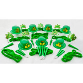 St. Patrick's Day Party Kits Shamrock Party Kit for 50 Image