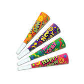 New Years Favors & Prizes Color Brite New Year Horn Image