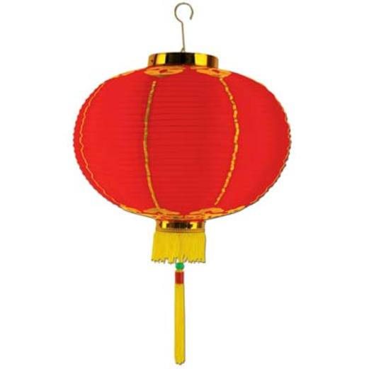"International Decorations Chinese Lantern (12"") Image"