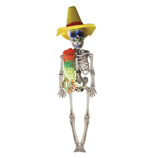 Day of the Dead Decorations Day of the Dead Male Skeleton Image