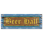 oktoberfest decorations beer hall sign image - Oktoberfest Decorations