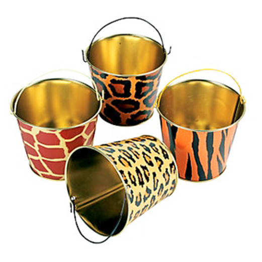 Jungle & Safari Favors & Prizes Safari Pail Image