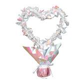Valentine's Day Decorations Heart Gleam n' Shape Centerpiece Image
