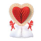 Valentine's Day Decorations Valentine Centerpiece Image