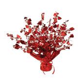 Valentine's Day Decorations Red Heart Burst Centerpiece Image