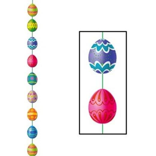 Easter Decorations Easter Egg Stringer Image