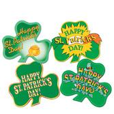 St. Patrick's Day Decorations St. Patrick's Day Cutouts Image