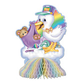 Baby Shower Decorations Cuddle Time Centerpiece Image