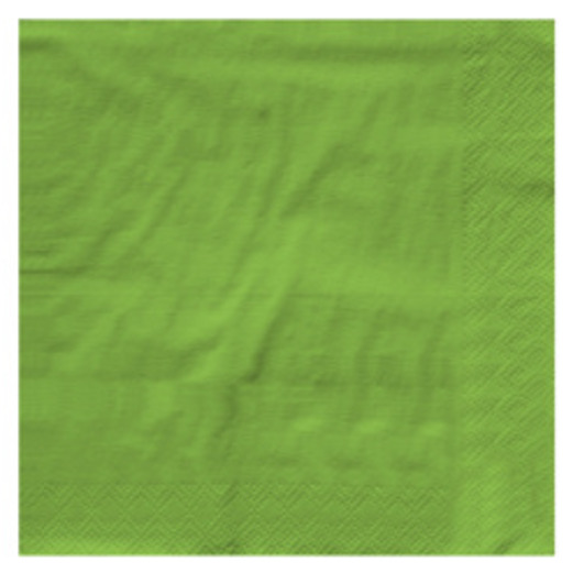 Table Accessories Light Green Luncheon Napkins Image