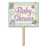 Baby Shower Decorations Baby Shower Yard Sign Image