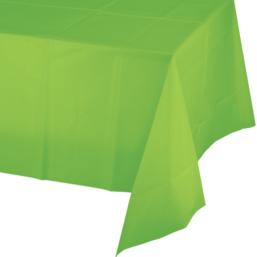 Mother's Day Table Accessories Rectangular Table Cover Light Green Image