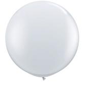 Balloons 3' Clear Latex Balloon Image