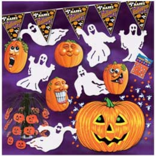 Halloween Decorations Halloween Party Kit Image
