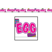 Easter Decorations Easter Egg Hunt Decorating Roll Image