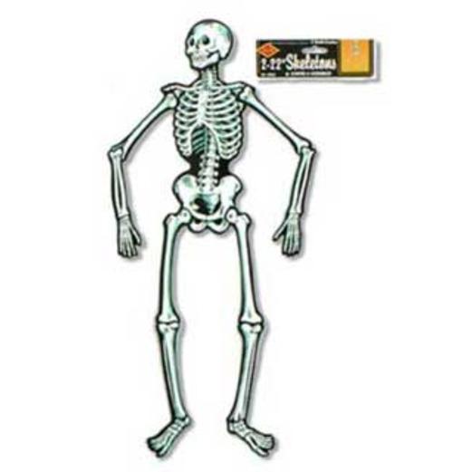 Halloween Decorations Skeletons Image