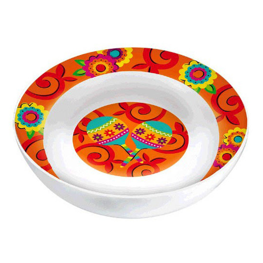 Cinco de Mayo Table Accessories Fiesta Bowl Image