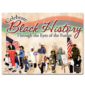 4th of July Decorations Black History Sign Image