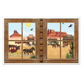 Western Decorations Western Backdrop Image