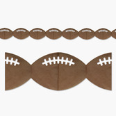 Sports Decorations Football Garland Image