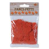 Western Decorations Orange Texas Confetti Image