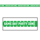 Sports Decorations Game Day Party Zone Tape Image