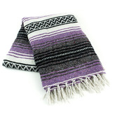 Lilac Mexican Blanket Image