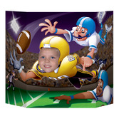 Sports Decorations Football Photo Prop Image