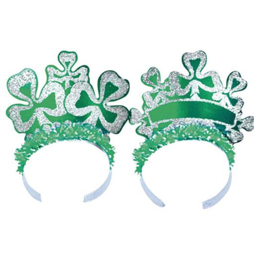 St. Patrick's Day Hats & Headwear St. Patrick's Day Tiara Image