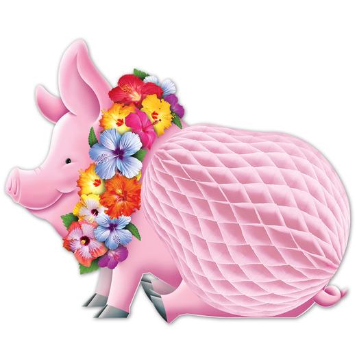 luau decorations luau pig centerpiece image - Luau Decorations