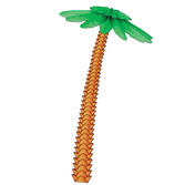 "Cinco de Mayo Decorations 76"" Palm Tree with Tissue Fronds Image"