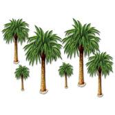 Luau Decorations Palm Tree Props Image