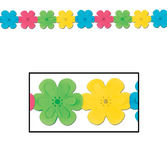 Cinco de Mayo Decorations Flower Garland Image