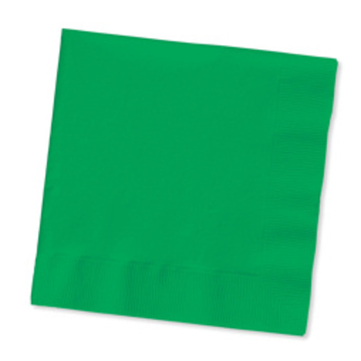 St. Patrick's Day Table Accessories Green Luncheon Napkins Image
