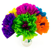 "Cinco de Mayo Decorations Chayo's Flowers (5.5"") Image"
